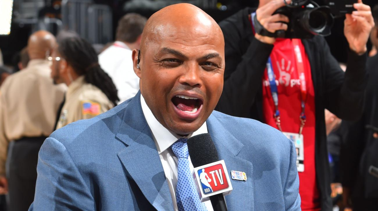 Charles Barkley offers take on Drake antics