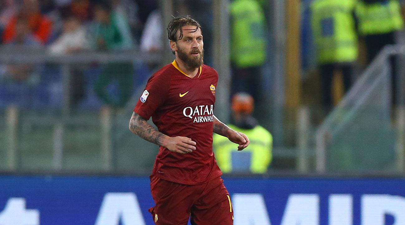 Ahead of Final Game, Daniele De Rossi Writes Farewell Letter to Roma Fans