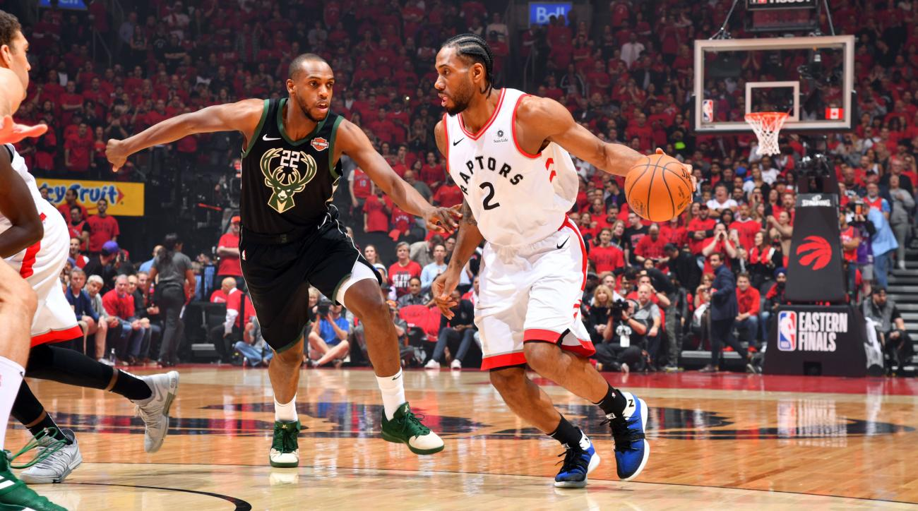 Eastern Conference Finals - Milwaukee Bucks v Toronto Raptors