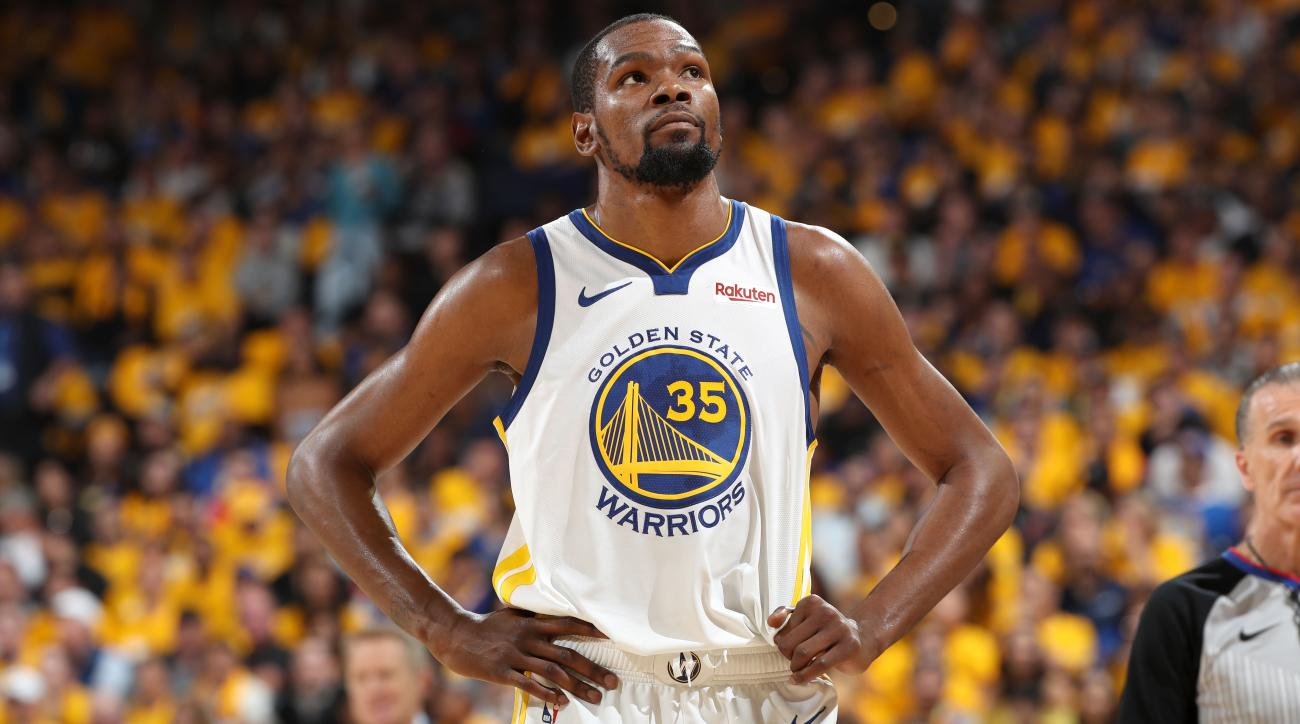 Kevin Durant Shoots Down Notion That Warriors Are Better Without Him: 'That's Not Facts'