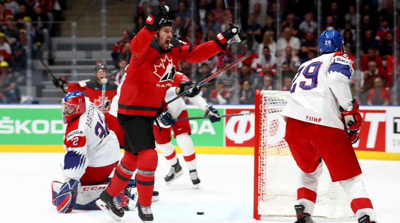 Canada v Czech Republic: Semi Final - 2019 IIHF Ice Hockey World Championship Slovakia