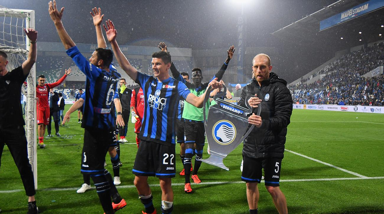Atalanta, Inter Milan Secure Final Champions League Places on Wild Final Day in Serie A