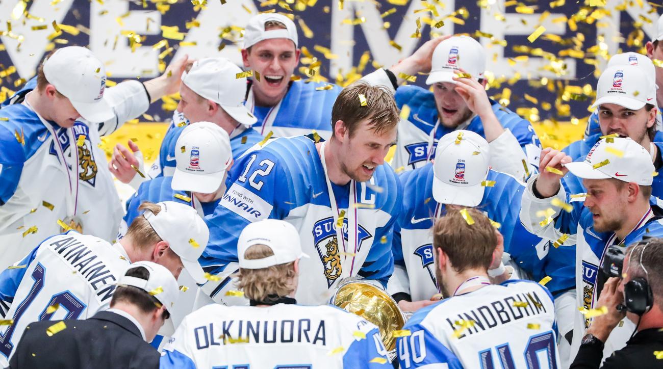 Finland wins 2019 IIHF Ice Hockey World Championship
