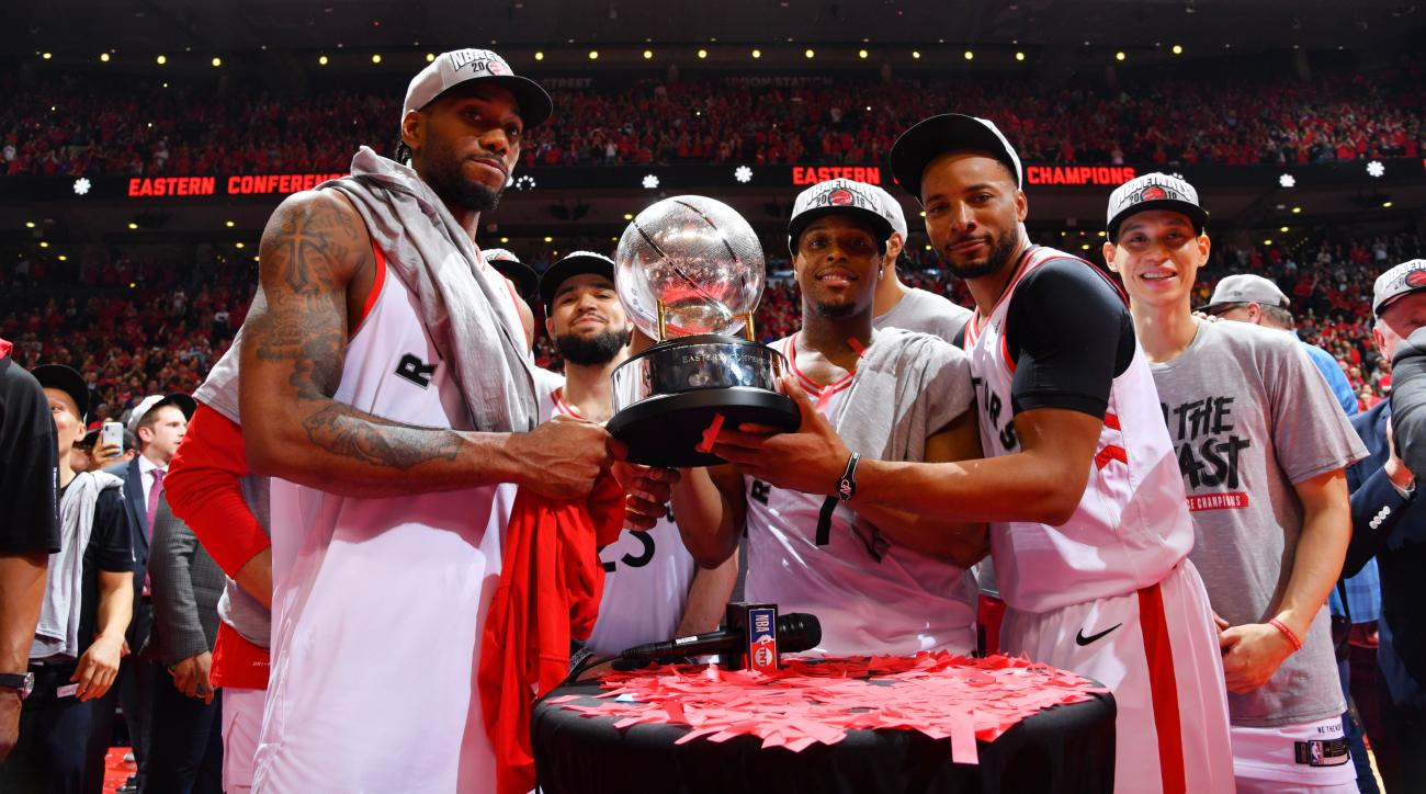 Kawhi Leonard Leads Resilient Raptors to First NBA Finals in Franchise History