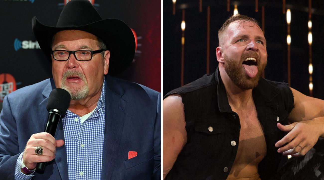 Jim Ross on Jon Moxley debut at AEW Double or Nothing