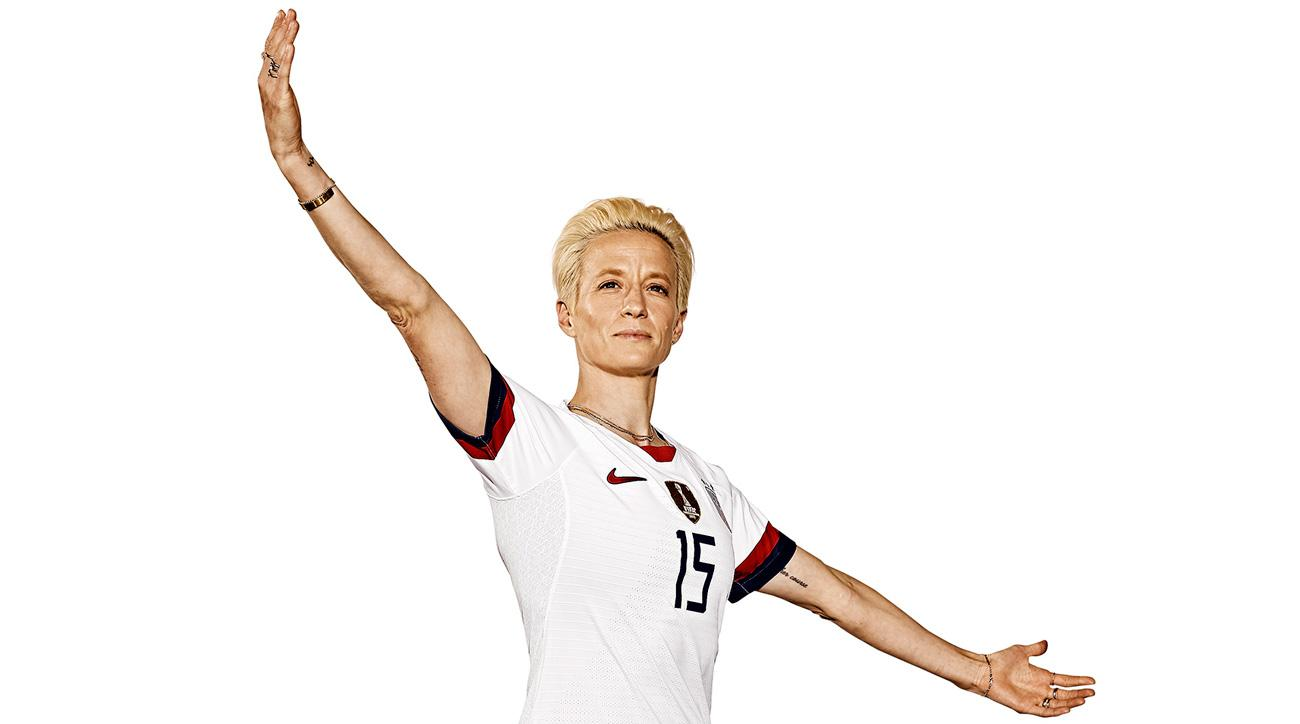 9412cb3e9 Megan Rapinoe  USA Women s World Cup star strengthens her platform ...