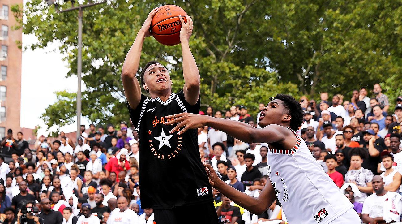 RJ Hampton NBL New Zealand Australia NCAA college basketball recruiting