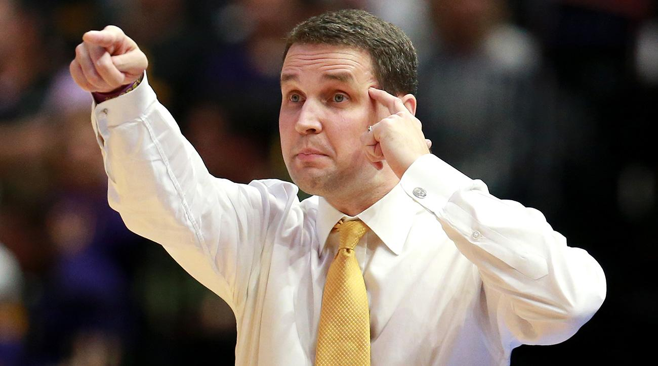 Will Wade Addresses Media for First Time Since Suspension at LSU