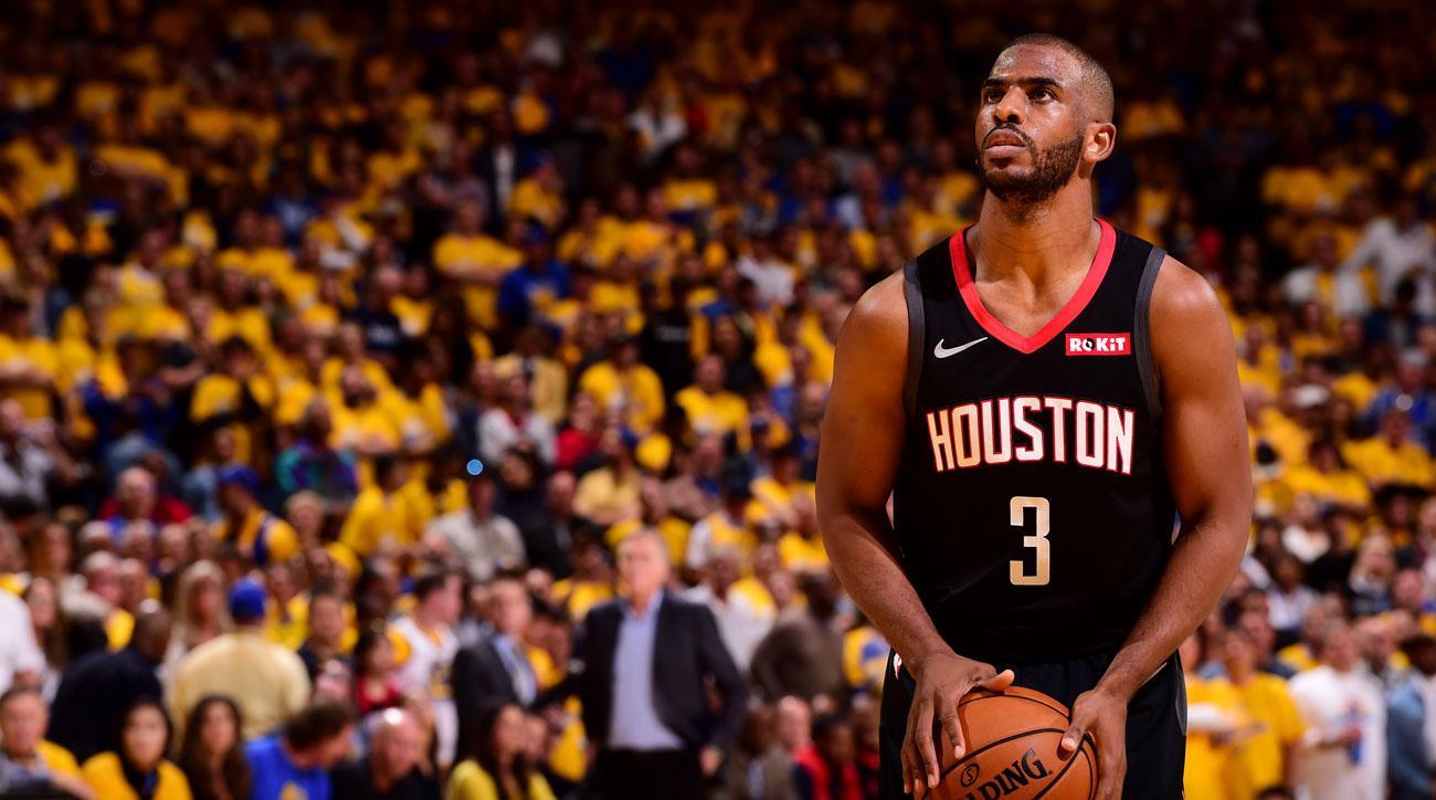 e79eef933e0 NBA free agency rumors: Rockets may be willing to trade Chris Paul | SI.com