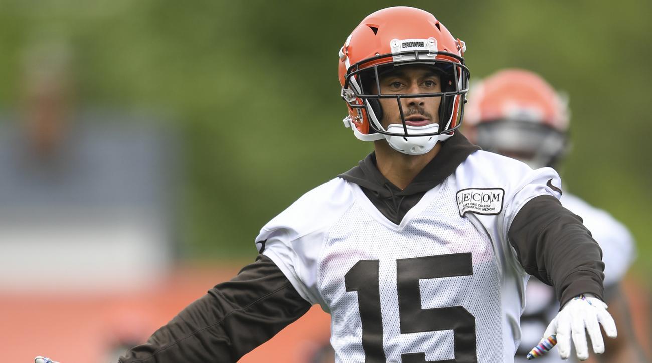 Damon Sheehy-Guiseppi: Browns rookie's strange path to NFL