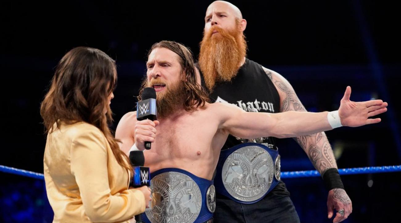 WWE wrestling news: Daniel Bryan on tag team titles, Kofi Kingston