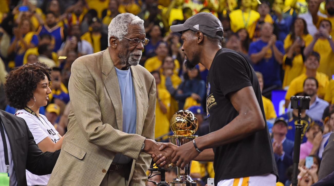 Bill Russell to Receive Arthur Ashe Courage Award at 2019 ESPYs