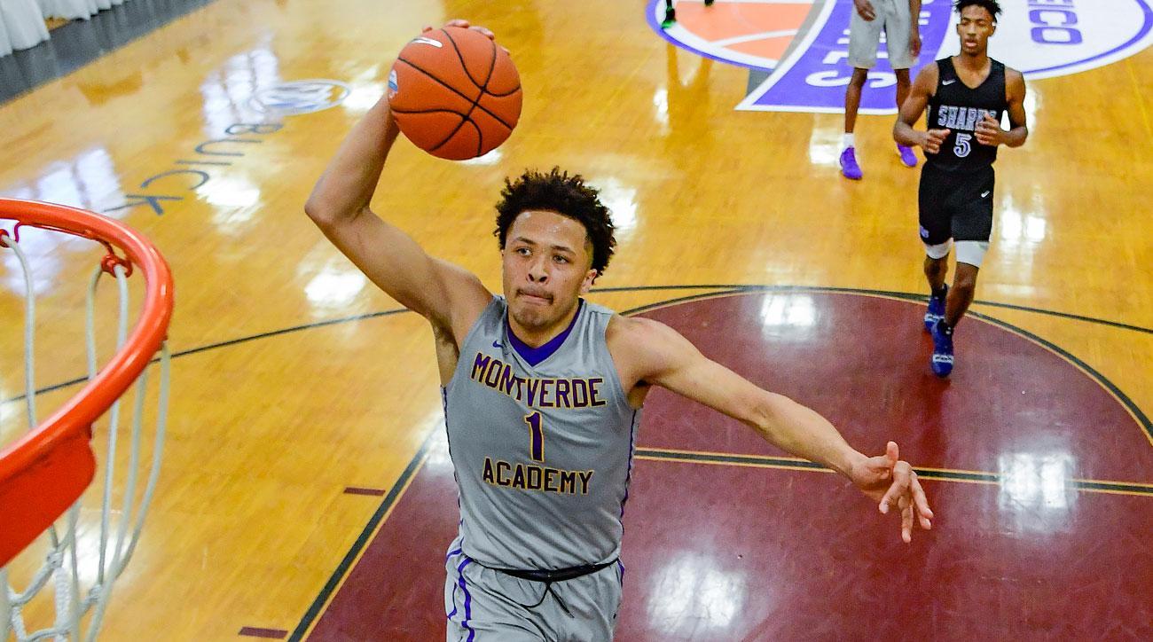 Cade Cunningham recruiting: Five-star guard reveals final 5 schools