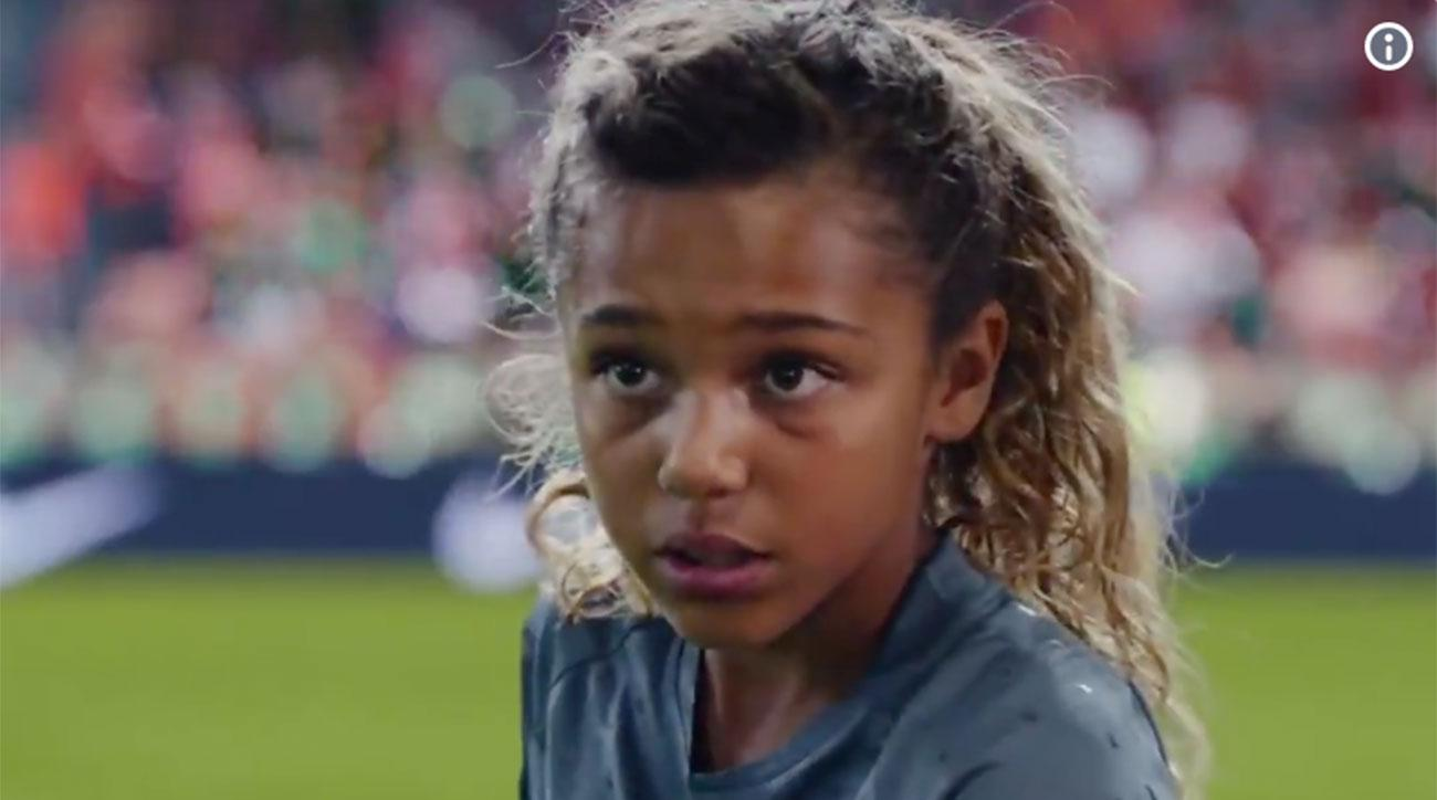 Nike Releases Empowering New Ad Ahead of Women's World Cup