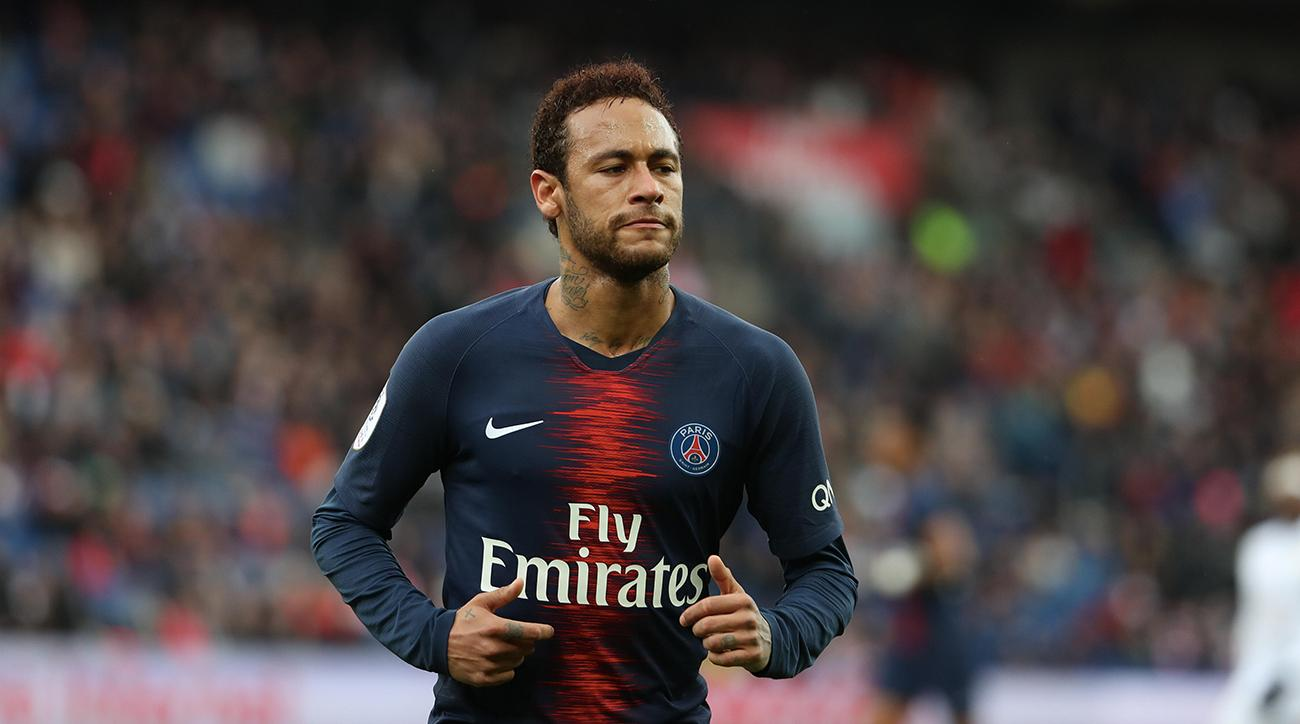 Neymar accused of rape, his father calls it 'a set up'