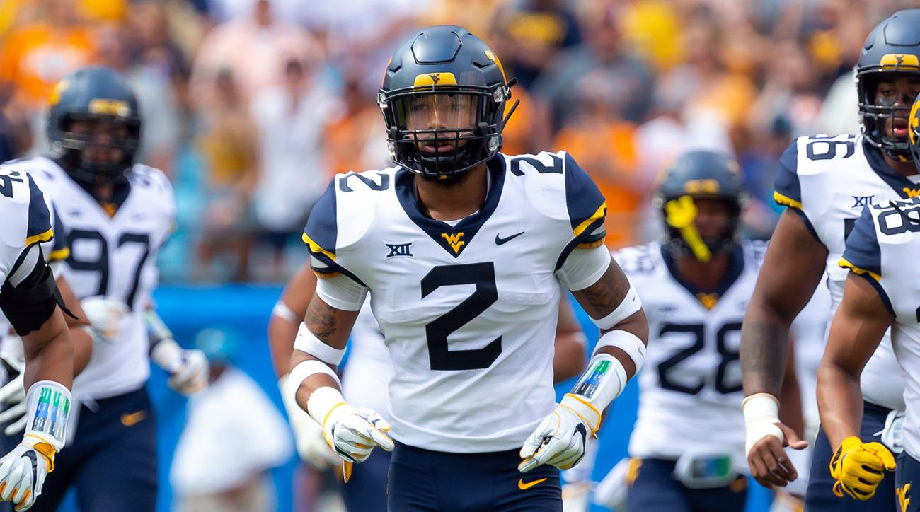 Kenny Robinson: West Virginia safety in transfer portal