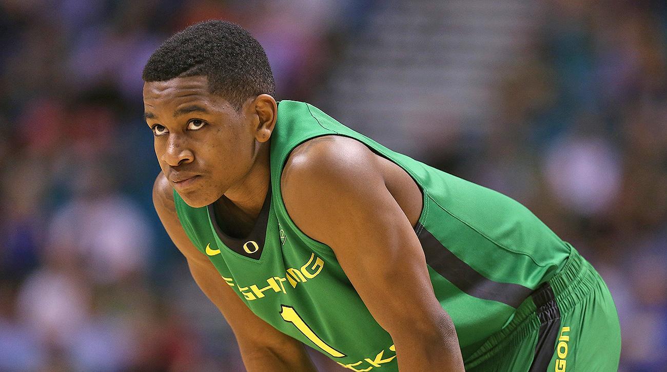 Oregon basketball players dismissal accused rape Dominic Artis