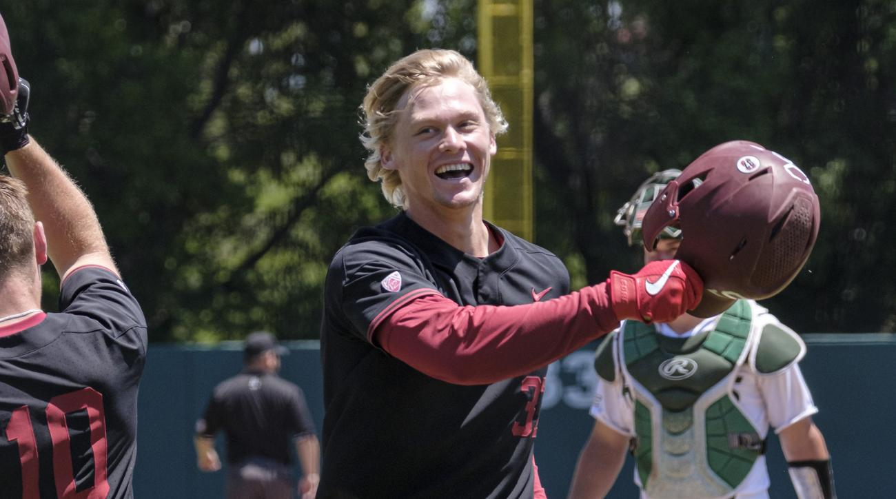 Tuesday's Hot Clicks: Stanford Star Learns He's Been Drafted While on Deck