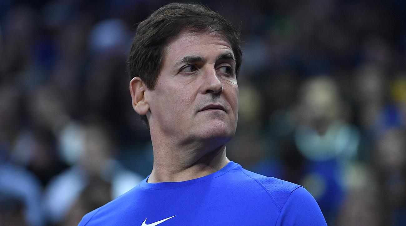 Mark Cuban on the Lakers: 'The More Screwed Up They Are, the Happier I Am'