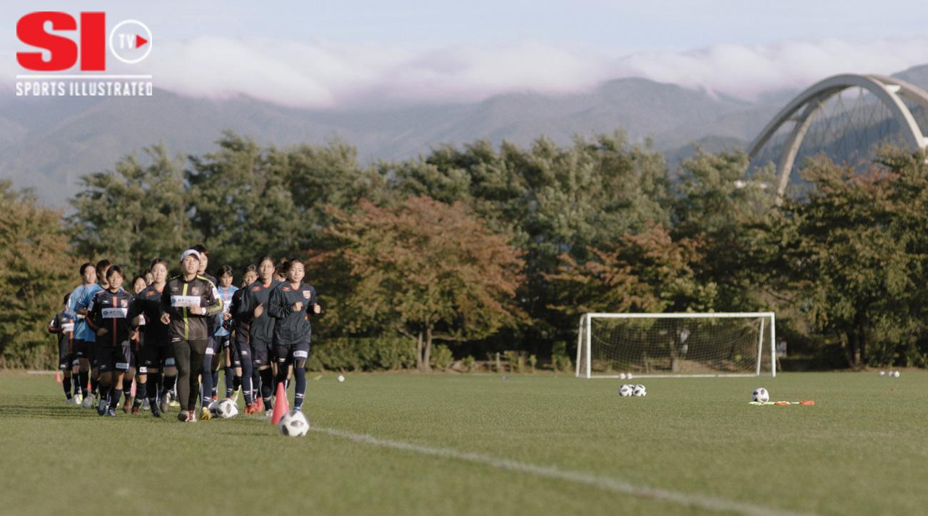 Exploring Planet Futbol: Japan