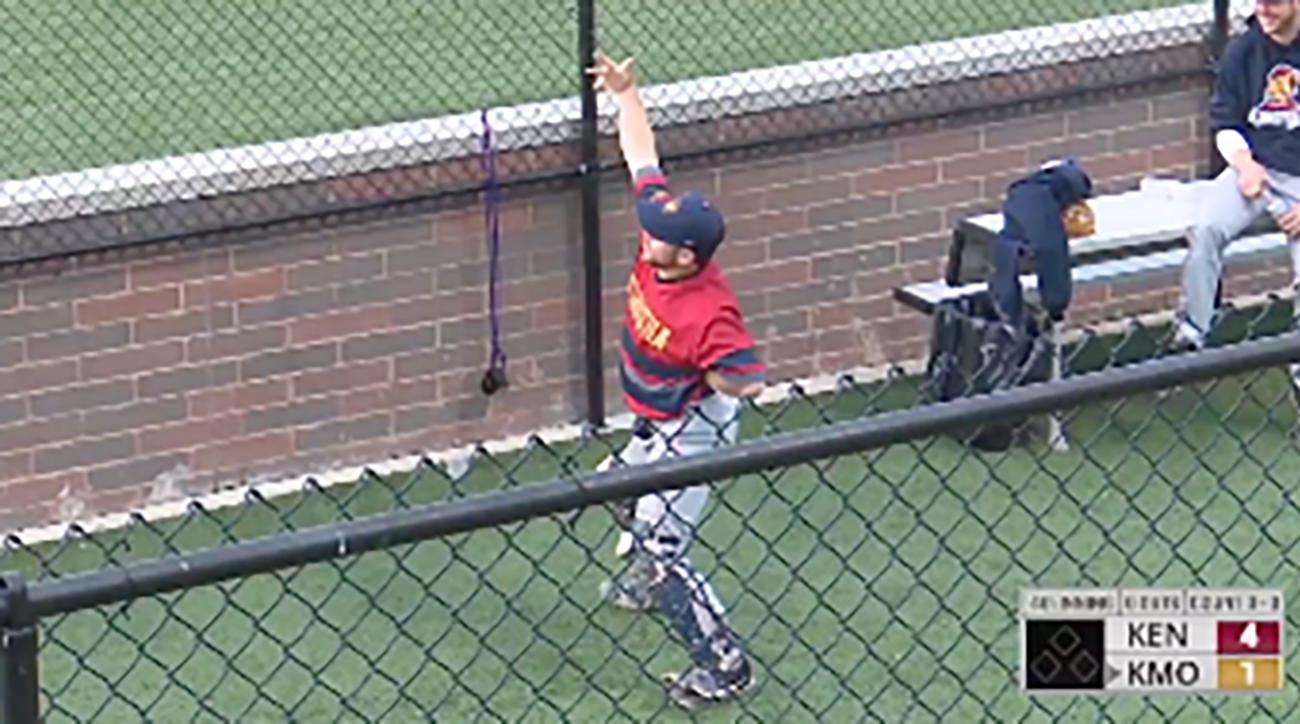 Minor League Baseball Catcher Busts Out Ridiculous Bullpen Dance Moves