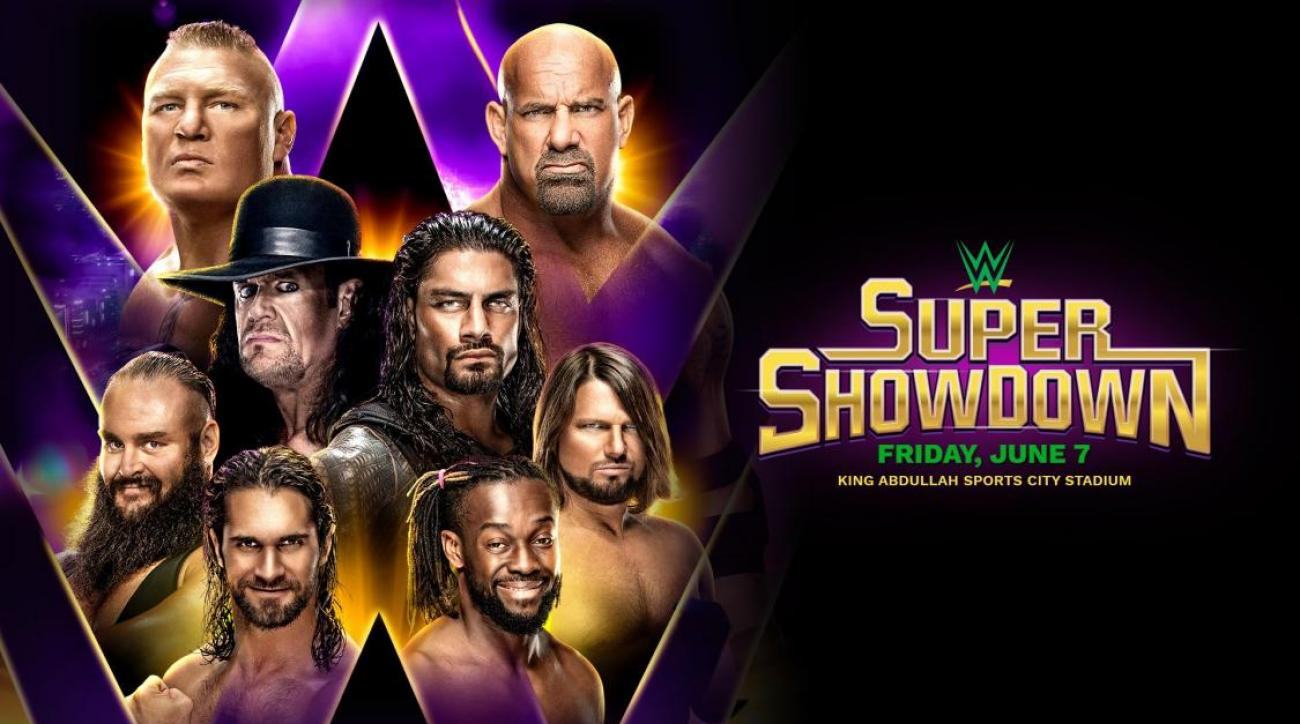 How to Watch WWE Super ShowDown: Full Match Card, Start Time
