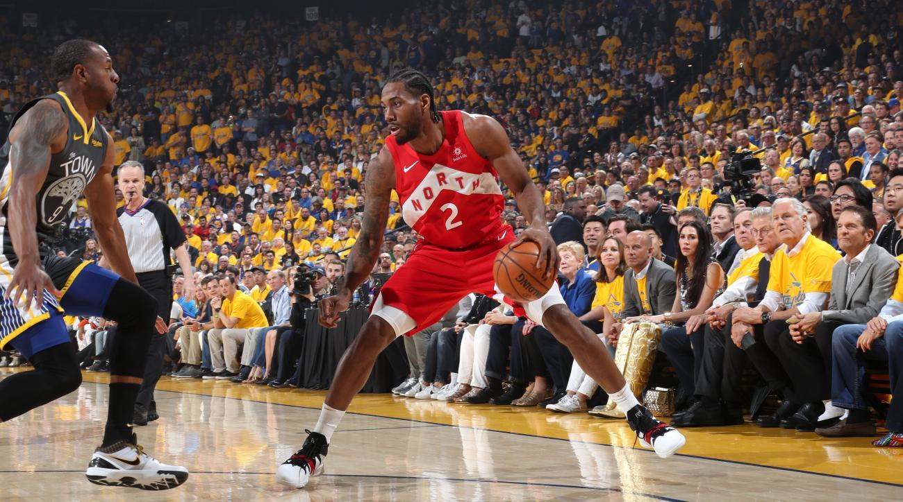 2019 NBA Finals - Toronto Raptors v Golden State Warriors