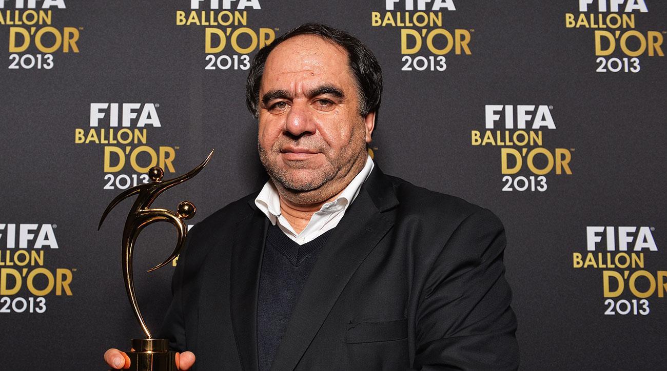 FIFA Bans Afghan Chief Keramuddin Karim for Life for Sexual Abuse