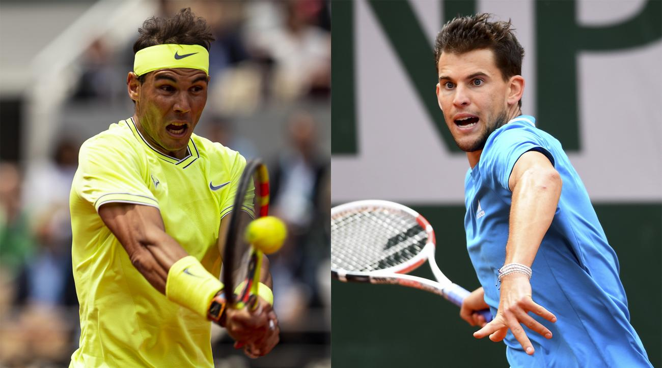 Previewing the Rafael Nadal vs. Dominic Thiem French Open Final