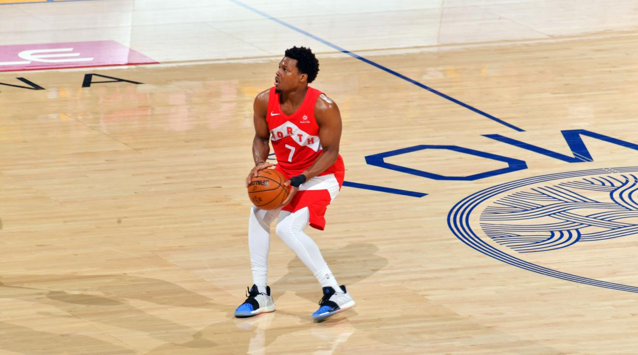 Kyle Lowry desccribes real pressure