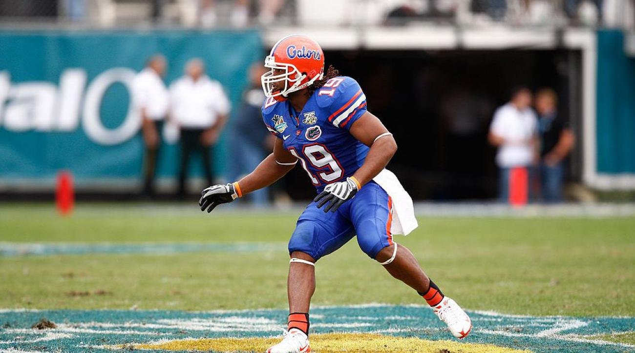 Former Florida safety Tony Joiner arrested for second-degree murder