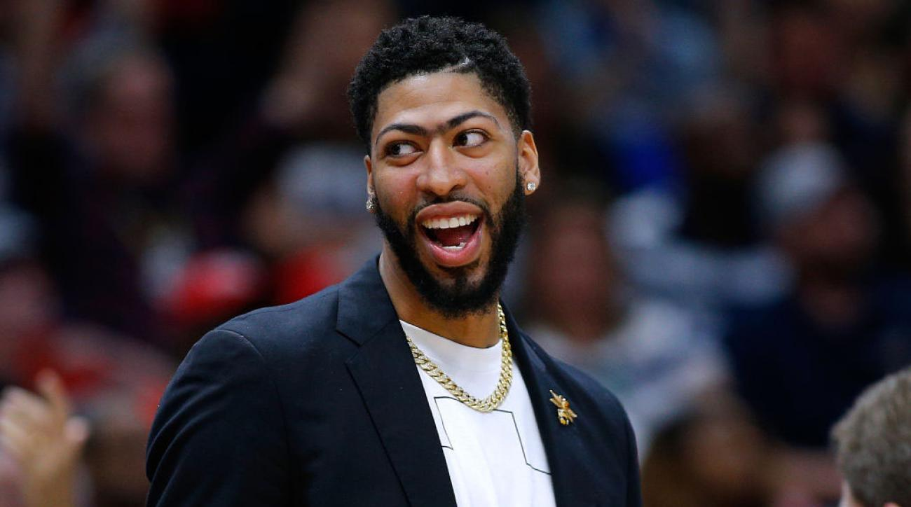 Rich Paul: Dell Demps Responsible for Public Anthony Davis Trade Request