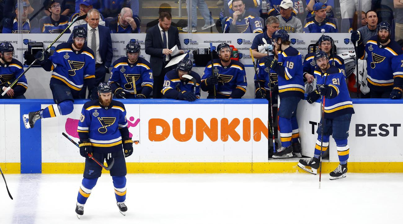 On the Road Again: Blues Hope to Rebound as Visitors Like They Have All Season