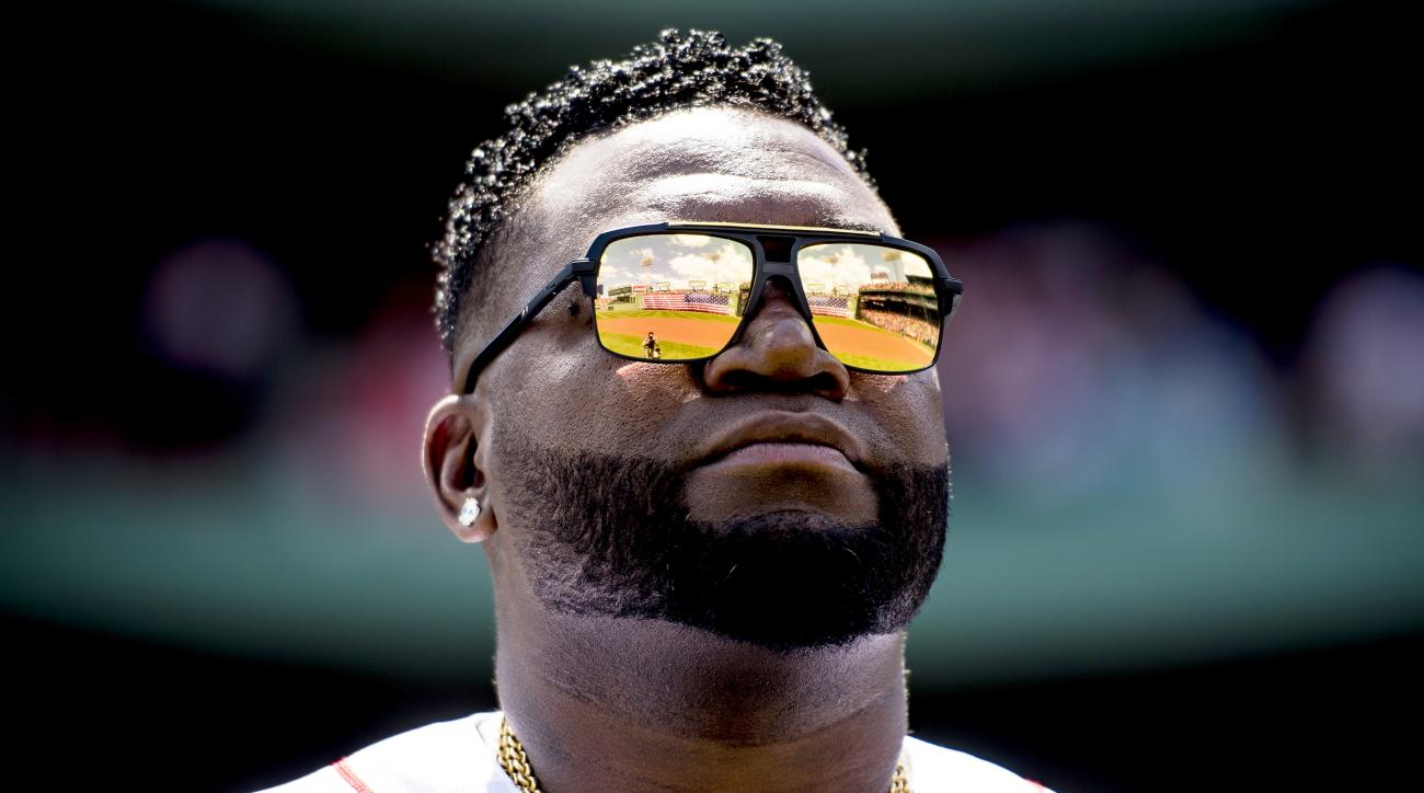 Ortiz takes first steps following second surgery