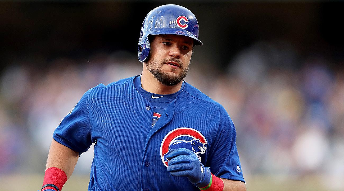 Chicago Cubs Kyle Schwarber fantasy baseball