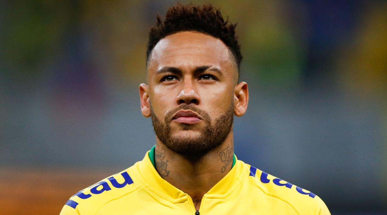 Neymar has been accused of rape