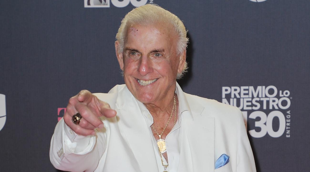 Ric Flair sued for defamation by ex-manager Melinda Zanoni