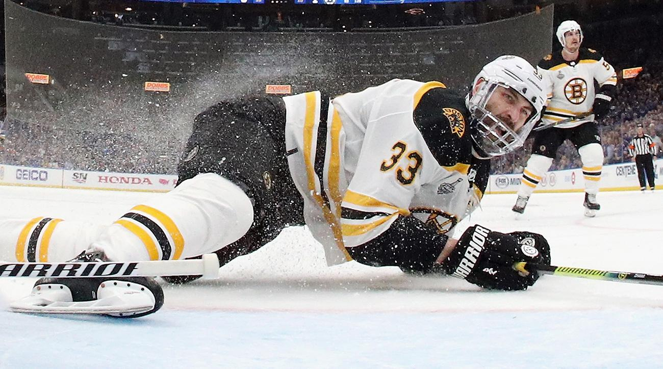 At 42 and Still Recovering From a Broken Jaw, Zdeno Chara Remains the Heart of Boston's Stanley Cup Pursuit