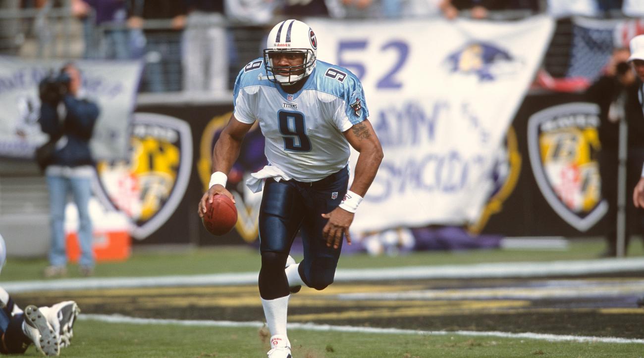 Titans to Retire Slain Quarterback Steve McNair's No. 9 Jersey