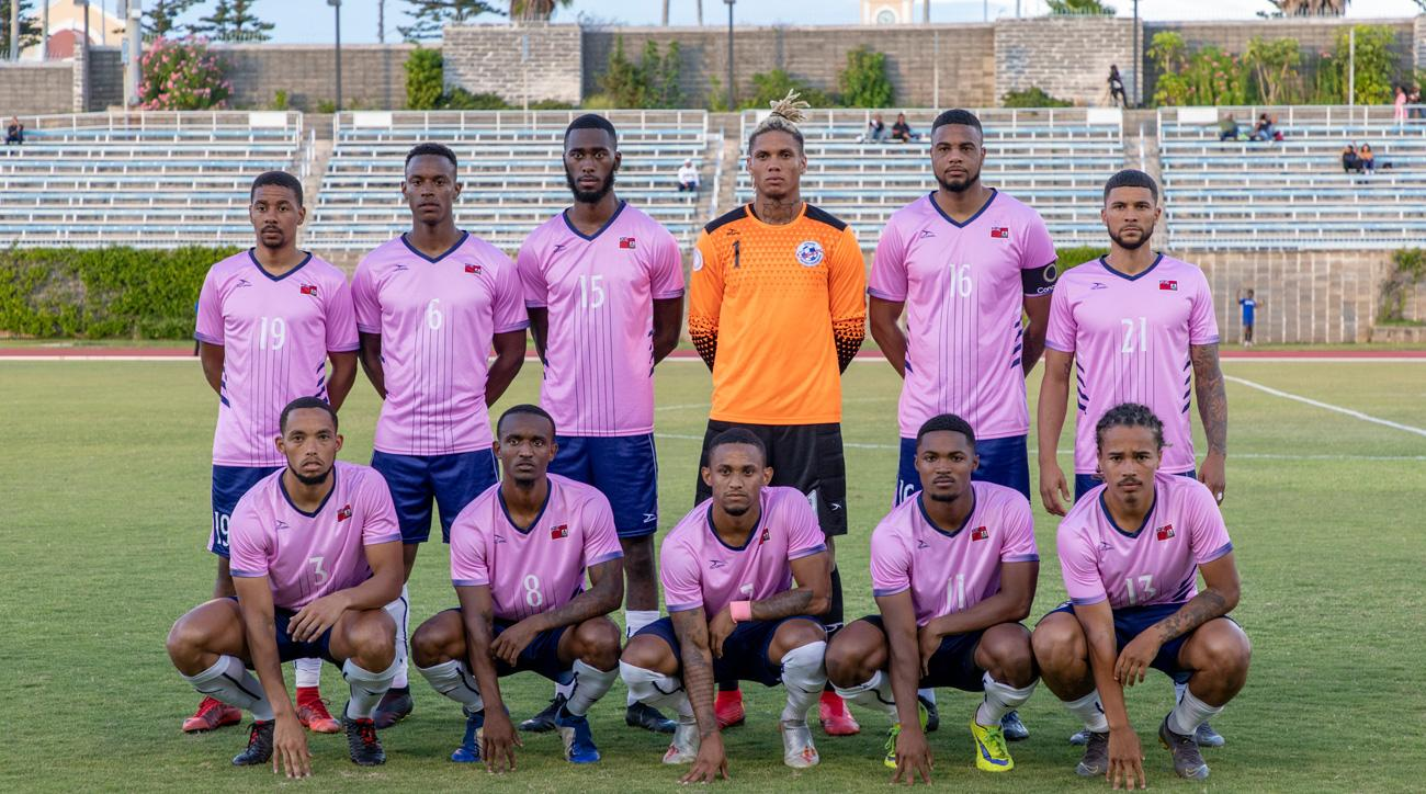 Bermuda will play in the Gold Cup for the first time