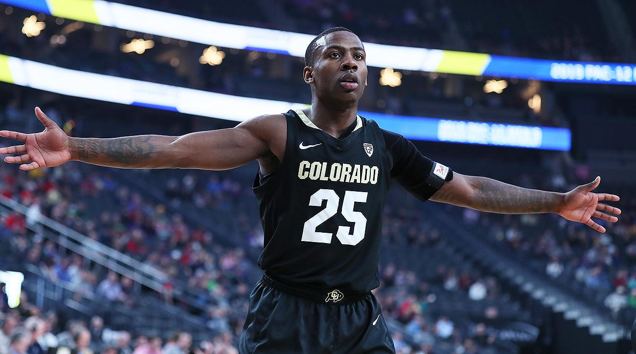 College basketball 2019-20 sleeper teams Colorado McKinley Wright IV