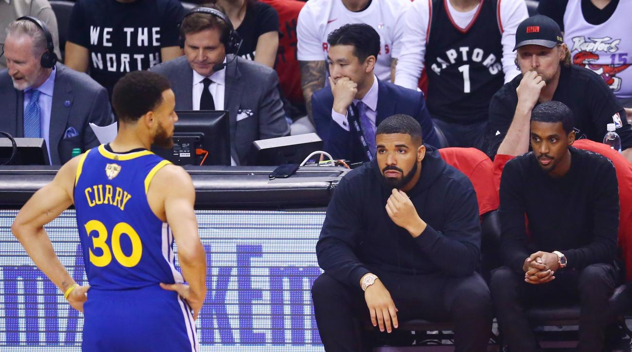 Drake dropping two songs in honor of Raptors winning first NBA title