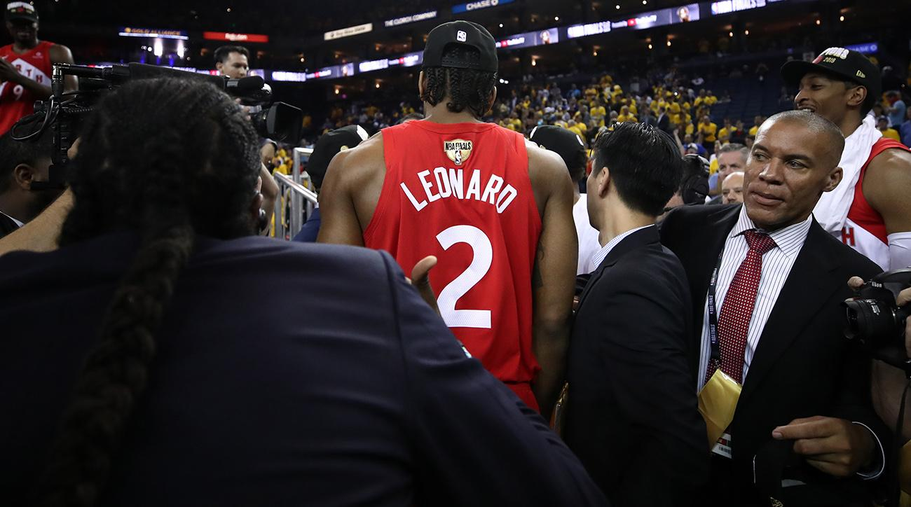 Where Will Kawhi Go? Five Biggest Questions of the NBA Offseason