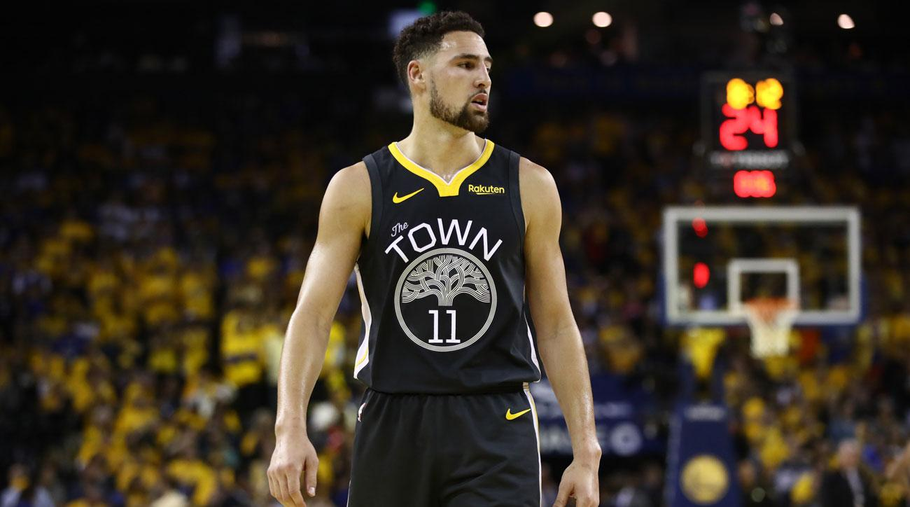 Klay Thompson's Father Says 'No Question' His Son Will Re-Sign with Warriors
