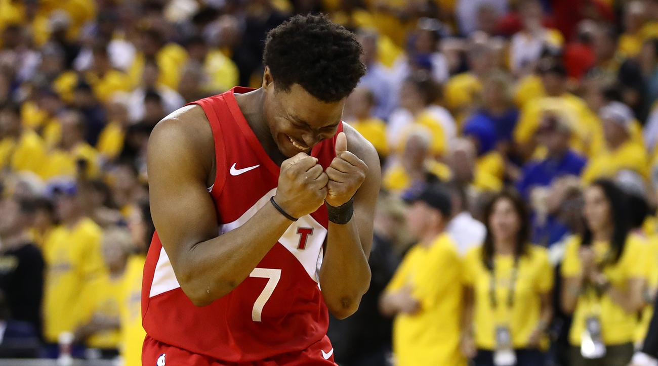 Kyle Lowry on Critics: 'I Don't Care What They Say... I'm a Champion'