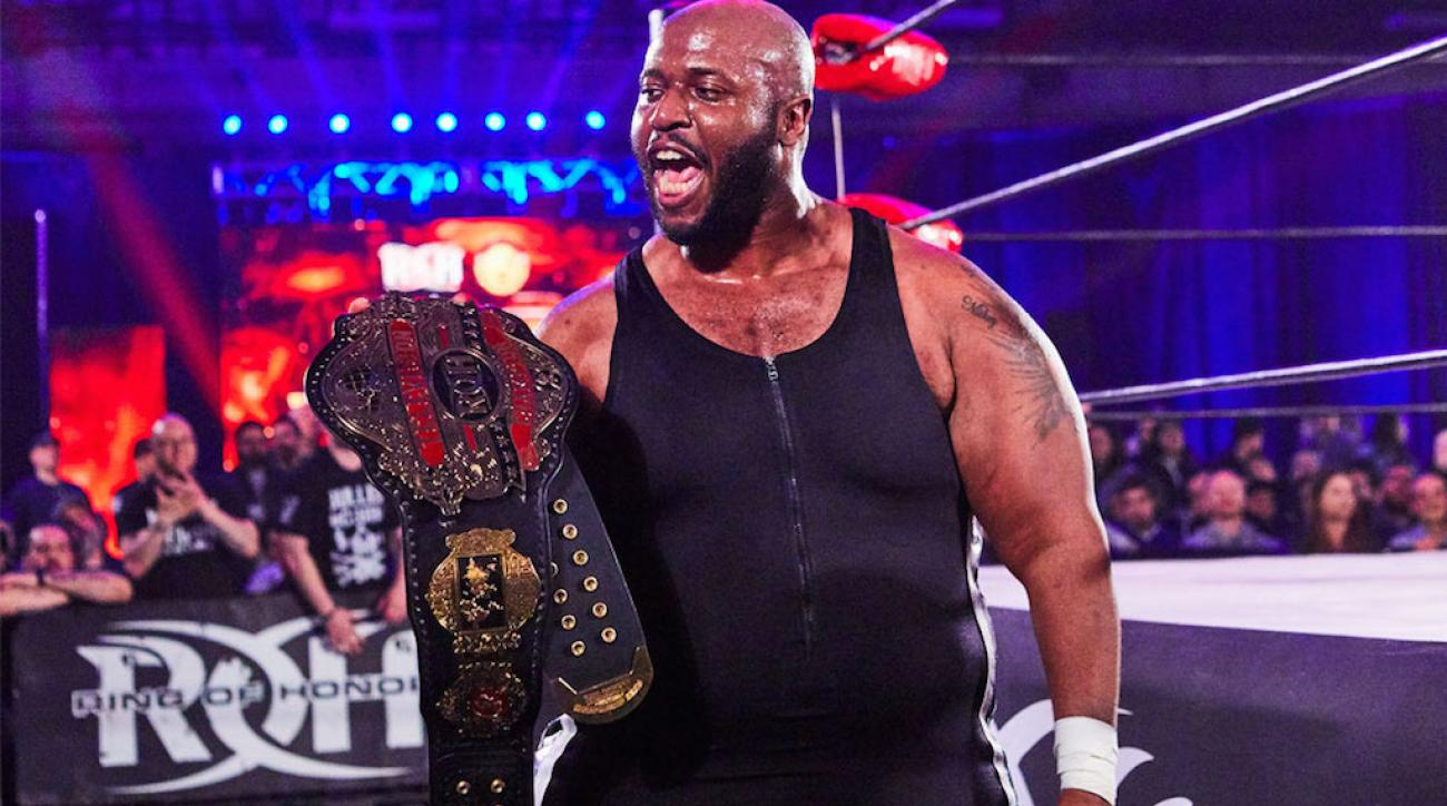 Shane Taylor: ROH wrestler's career path from Cleveland streets