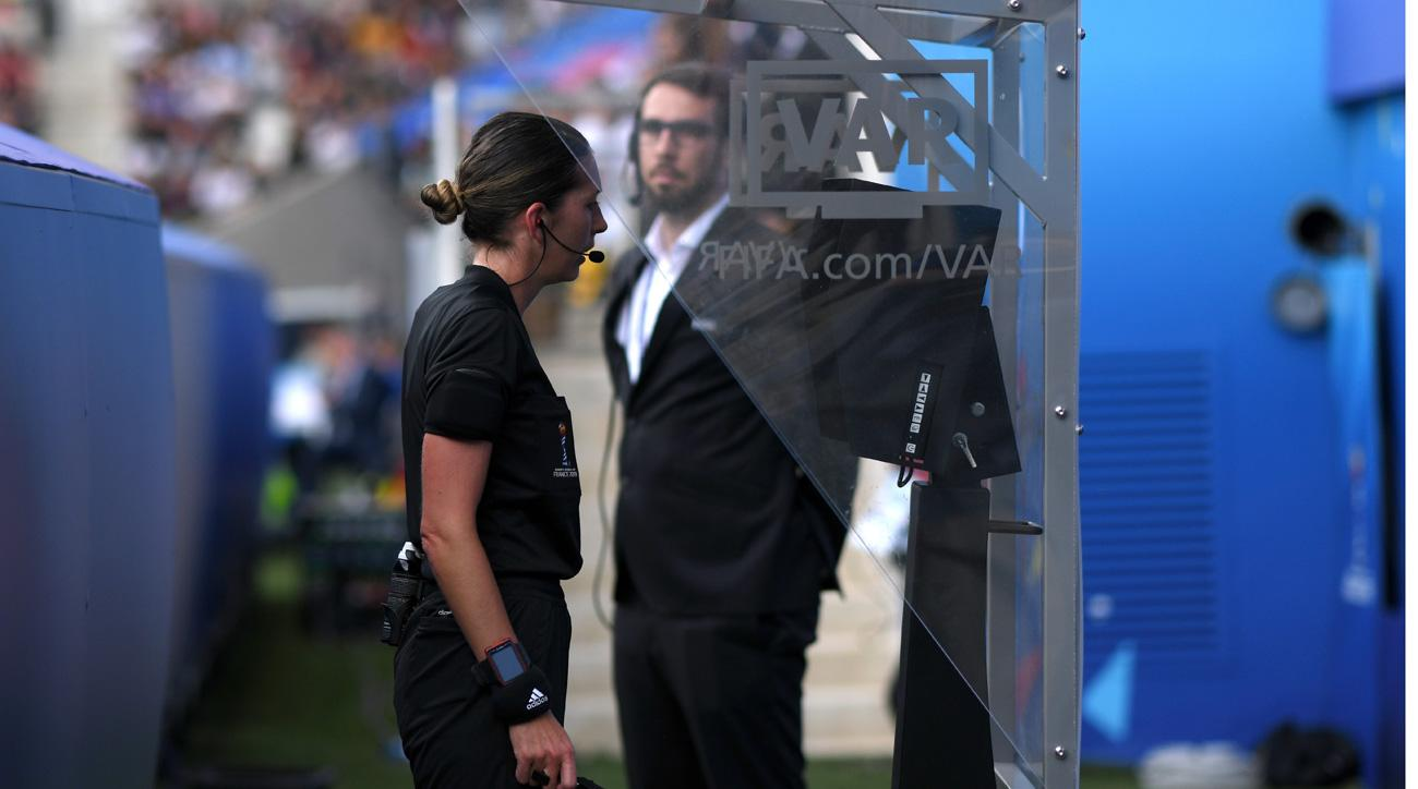 VAR has been a dominant theme at the Women's World Cup