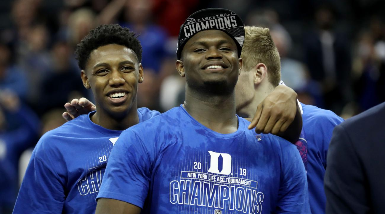 Zion Williamson, Ja Morant Headline NBA Draft Invite List at Barclays Center