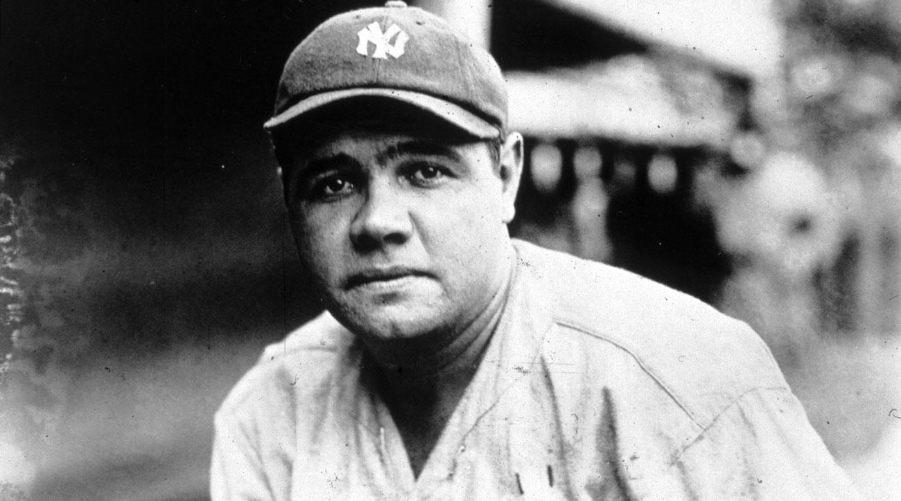 Image result for babe ruth yankees