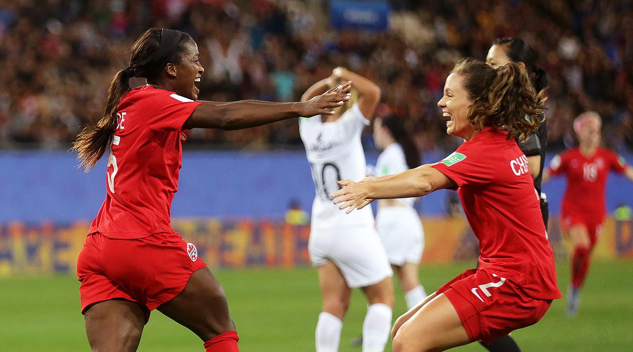 Fleming, Prince Lead Canada Over New Zealand and Into Knockout Round